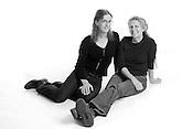 Lina Kok and Diane Daniel, Durham