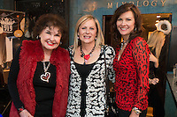 Houston Sweethearts Valentine's Day celebration at Corner Table