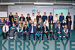 AWARDS: Students from Colleges from around Kerry who were presented with Gold,Silver and Bronze Medals at the Kerry Education Awards Cermony by Associate Professor of Finance, Brian Lucey Trinty College Dublin on Friday night in The North Campus ITT Tralee..
