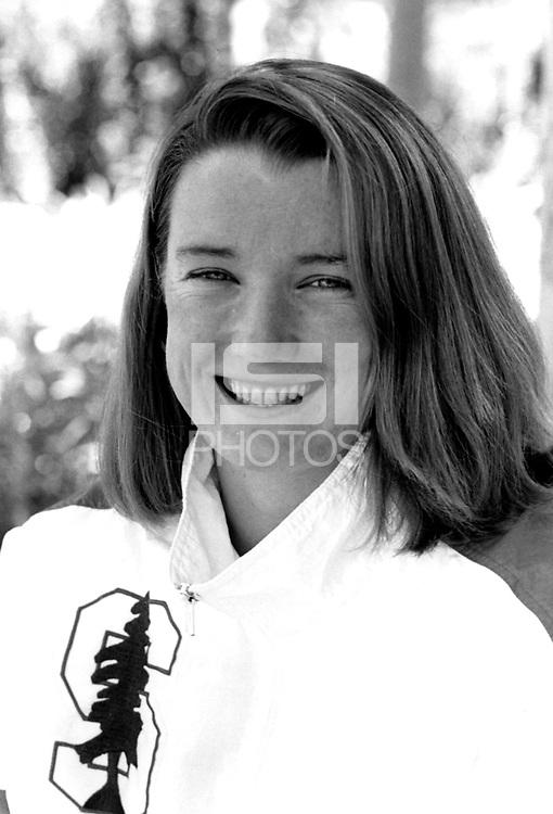 1997: Becky Bicknell.