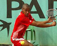 30-05-2004, Paris, tennis, Roland Garros, Quanna