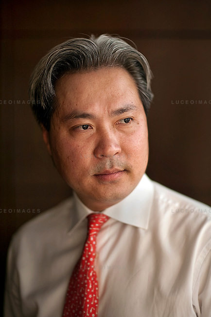 Don Lam, CEO of VinaCapital Group..Kevin German / LUCEO