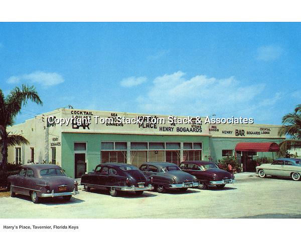 Harry's Place, Tavernier, Florida Keys