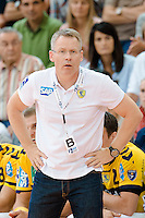 Trainer Gudmundur Gudmundsson (RNL)