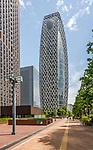 Mode Gakuen Cocoon Building, Tokyo, Japan