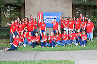 American Cancer Society Team Photo for the Houston Texans