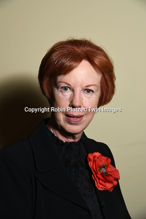 Susan Simon attends the Big Apple Knitters Guild 25th Annual Luncheon Gala on September 24, 2016 at Kellari Taverna in New York City, New York, USA. <br /> <br /> photo by Robin Platzer/Twin Images<br />  <br /> phone number 212-935-0770