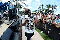 MIAMI BEACH , FL - JULY 23: Kent Jones performs during the I Heart Radio Y-100 Mackapoolooza Pool Party at The Fountainbleu on July 23, 2016 in Miami Beach, Florida. Credit: mpi04/MediaPunch