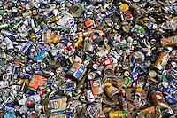Soft Drink Cans For Recycling UK..©shoutpictures.com..john@shoutpictures.com