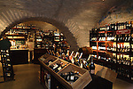 Wine Cellar, Gloria Restaurant, Tallinn, Estonia.