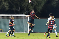 Stanford, CA - November 8, 2018: Stanford falls to the California Bears 1-0 in a Men's soccer game at Laird Q. Cagan Stadium.