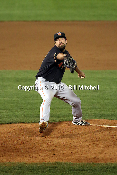 Mitch Lambson -2015 Fresno Grizzlies (Bill Mitchell)