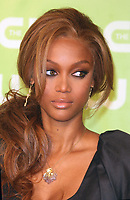 Tyra Banks 05-17-07<br /> CW UPFRONT AT MADISON SQUARE GARDEN<br /> Photo By John Barrett/PHOTOlink