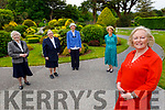 Presentation Convent nuns and ex teachers get together in the Convent grounds at Presentation NS on Thursday.<br /> Front left: Nancy Keane (Assist Principal).<br /> Back l to r: Sr Maureen Guerin, Sr deSalles Horgan, Sr Grace Foley and Kathleen Murray.