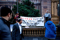 Occupy Sydney Rally, Sydney Town Hall 29.07.13