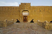 United Arab Emirates, Dubai, Dubai Fort and Museum