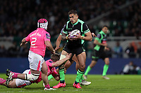 Jale Vatubua of Pau  during the Challenge Cup match between Section Paloise and Stade Francais on March 30, 2018 in Pau, France. (Photo by Manuel Blondeau/Icon Sport)