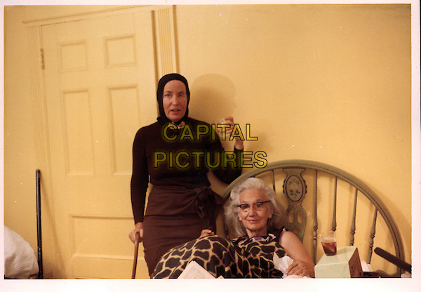 Edith Bouvier Beale and her daughter Edie <br /> in The Beales of Grey Gardens (2006) <br /> *Filmstill - Editorial Use Only*<br /> CAP/NFS<br /> Image supplied by Capital Pictures