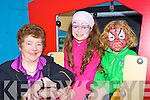 Mary Agnes O'Keeffe one of the founder members of the Nanu Childcare Centre, Rathmore with Leah and Petey O'Sullivan Killarney at the official opening on Saturday    Copyright Kerry's Eye 2008
