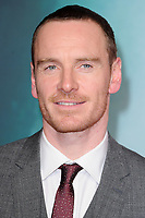 Michael Fassbender at the &quot;Tomb Raider&quot; European premiere at the Vue Leicester Square, London, UK. <br /> 06 March  2018<br /> Picture: Steve Vas/Featureflash/SilverHub 0208 004 5359 sales@silverhubmedia.com