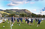 050911 Scotland training