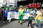 The 2009 Drogheda St. Patricks Day Parade...Photo NEWSFILE/Jenny Matthews.(Photo credit should read Jenny Matthews/NEWSFILE)....This Picture has been sent you under the condtions enclosed by:.Newsfile Ltd..The Studio,.Millmount Abbey,.Drogheda,.Co Meath..Ireland..Tel: +353(0)41-9871240.Fax: +353(0)41-9871260.GSM: +353(0)86-2500958.email: pictures@newsfile.ie.www.newsfile.ie.FTP: 193.120.102.198.