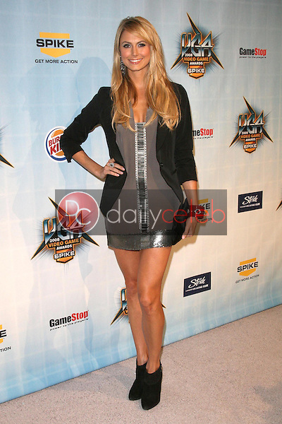 Stacy Keibler <br /> at Spike TV's 2008 'Video Game Awards'. Sony Pictures Studios, Culver City, CA. 12-14-08<br /> Dave Edwards/DailyCeleb.com 818-249-4998
