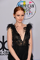 Madelaine Petsch at the 2017 American Music Awards at the Microsoft Theatre LA Live, Los Angeles, USA 19 Nov. 2017<br /> Picture: Paul Smith/Featureflash/SilverHub 0208 004 5359 sales@silverhubmedia.com