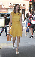 JUN 12 Sutton Foster Seen At NBC's Today