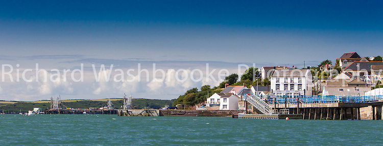 Milford Haven Marina 4th August 2014