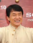 "WESTWOOD, CA. - June 07: Jackie Chan  arrives at ""The Karate Kid"" Los Angeles Premiere at Mann Village Theatre on June 7, 2010 in Westwood, California."