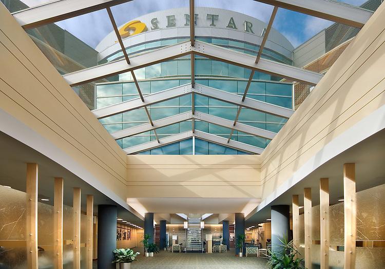 Sentara Mecdical Center - Williamsburg, VA.HDR Architects