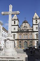 SALVADOR, BA, 23.03.2013 - PELOURINHO-BA - Imagem de arquivo da Igreja de São Francisco no Pelourinho, Centro Histórico de Salvador - BA. (Foto: Joá Souza / Brazil Photo Press).