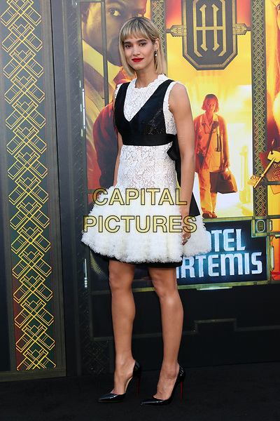 WESTWOOD, CA - MAY 19: Sofia Boutella at the premiere of Global Road Entertainment's 'Hotel Artemis' at Regency Village Theatre on May 19, 2018 in Westwood, California. <br /> CAP/MPI/DE<br /> &copy;DE//MPI/Capital Pictures