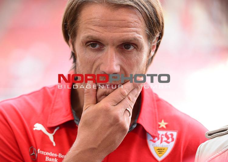 29.08.2013., Mercedes-Benz Arena, Stuttgart - Second leg of UEFA Europa League play-off, VfB Stuttgart - HNK Rijeka. Thomas Schneider. <br /> Foto &not;&copy;  nph / PIXSELL / Marko Prpic