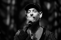 LAS VEGAS, NV - November 12, 2017: ***HOUSE COVERAGE*** Matisyahu performs at Brooklyn Bowl in Las vegas, NV on November 12, 2017. Credit: Erik Kabik Photography/ MediaPunch /NortePhoto.com