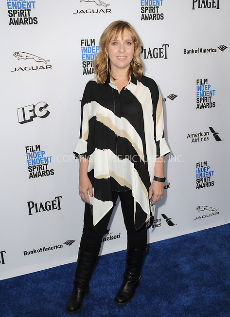 WWW.ACEPIXS.COM<br /> <br /> January 9 2016, New York City<br /> <br /> Miranda Bailey arriving at the 2016 Film Independent Filmmaker Grant and Spirit Award Nominees Brunch at BOA Steakhouse on January 9, 2016 in West Hollywood, California. <br /> <br /> By Line: Peter West/ACE Pictures<br /> <br /> <br /> ACE Pictures, Inc.<br /> tel: 646 769 0430<br /> Email: info@acepixs.com<br /> www.acepixs.com