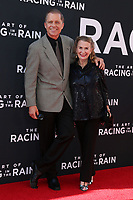 """LOS ANGELES - AUG 1:  Maxwell Caufield, Juliet Mills at the """"The Art of Racing in the Rain"""" World Premiere at the El Capitan Theater on August 1, 2019 in Los Angeles, CA"""