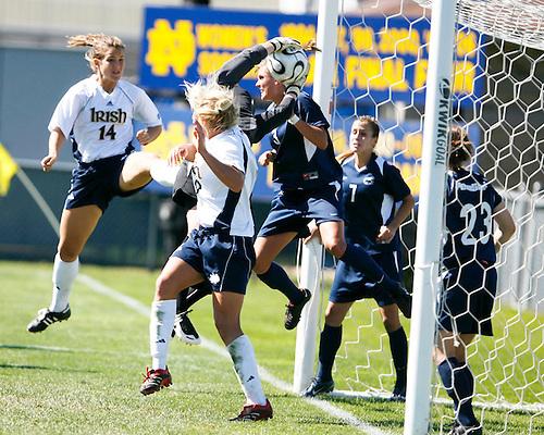 Notre Dame vs. Penn State.Women's Soccer