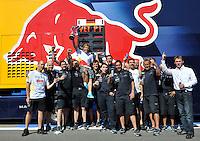 F1 Valencia 2011 - Europe Grand Prix