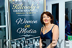 Joan O'Connor at the Women in Media event, in Ballybunion on Saturday.