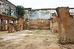 Old Building in Ruin