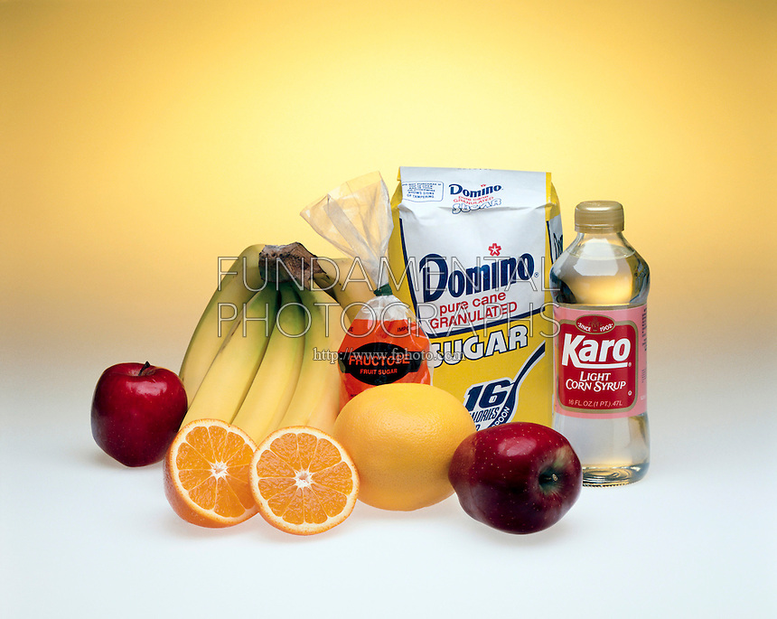 SUGARS: SUCROSE, GLUCOSE &amp; FRUCTOSE<br />