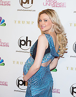 LAS VEGAS, NV - December 19 : Holly Madison pictured arriving at Miss Universe 2012 finals at Planet Hollywod Resort on December 19, 2012 in Las Vegas, Nevada. Credit: Kabik/Starlitepics/MediaPunch Inc. /NortePhoto