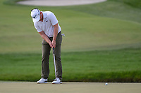 Eddie Pepperell (ENG) watches his putt on 13 during round 3 of the Arnold Palmer Invitational at Bay Hill Golf Club, Bay Hill, Florida. 3/9/2019.<br /> Picture: Golffile | Ken Murray<br /> <br /> <br /> All photo usage must carry mandatory copyright credit (&copy; Golffile | Ken Murray)