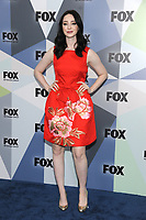 NEW YORK, NY - MAY 14: Emma Dumont at the 2018 Fox Network Upfront at Wollman Rink, Central Park on May 14, 2018 in New York City.  <br /> CAP/MPI/PAL<br /> &copy;PAL/MPI/Capital Pictures