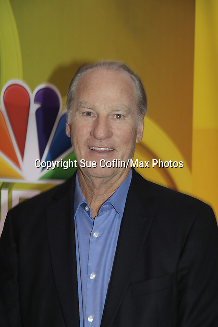 Craig T. Nelson = Coach- NBC Upfront at Radio City, New York City, New York on May 11, 2015 (Photos by Sue Coflin/Max Photos)