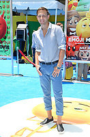 Matt Steffanina at the world premiere for &quot;The Emoji Movie&quot; at the Regency Village Theatre, Westwood. Los Angeles, USA 23 July  2017<br /> Picture: Paul Smith/Featureflash/SilverHub 0208 004 5359 sales@silverhubmedia.com