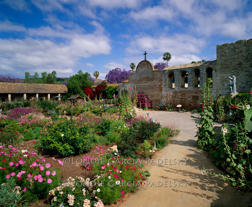 Amazing Mission San Juan Capistrano, The Seventh Mission Founded In California