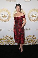 PASADENA, CA - FEBRUARY 9: Kimberly Sustad, at the Hallmark Channel and Hallmark Movies &amp; Mysteries Winter 2019 TCA at Tournament House in Pasadena, California on February 9, 2019. <br /> CAP/MPI/FS<br /> &copy;FS/MPI/Capital Pictures